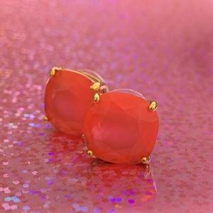 Kate Spade oversized costume jewelry gem studs ♠️